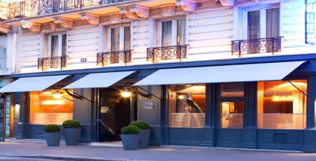 Bienvenue à l'hôtel Jules - Hôtel Jules **** Paris
