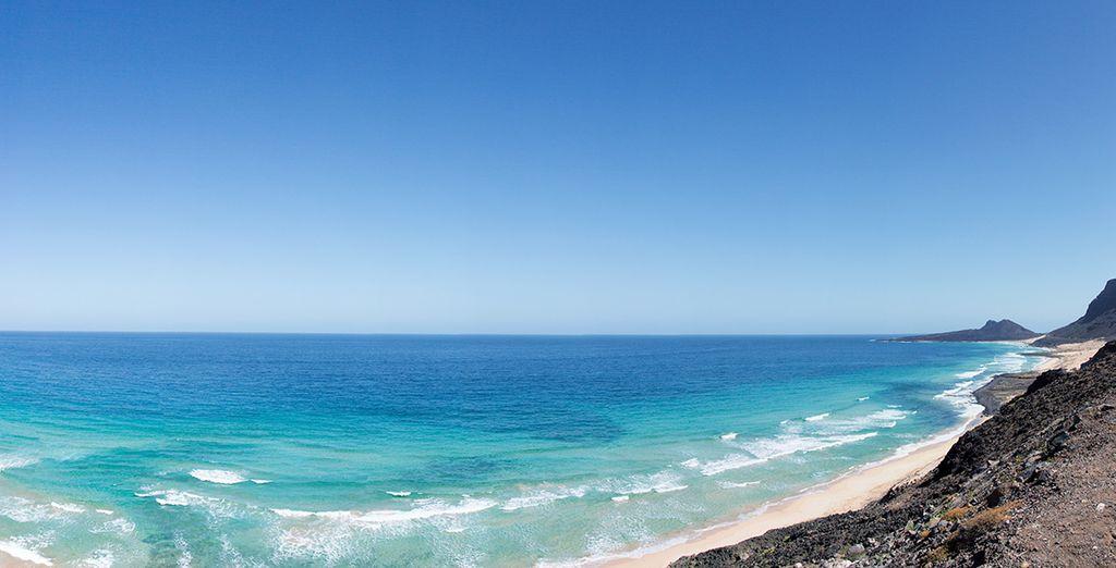 Sao Vicente et ses mythiques plages