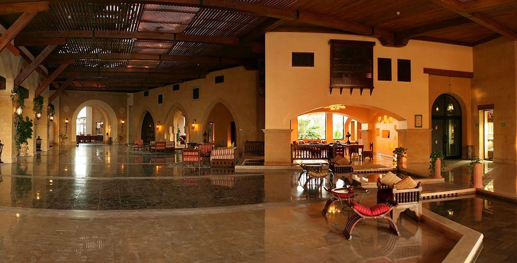 Poussez les portes du Crowne Plaza Sahara Sands - Crowne Plaza Sahara Sands ***** ou combiné Crowne Plaza Sahara Sands ***** & Croisière Passion du Nil Port Ghalib