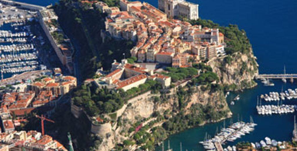 - Riviera Marriott Hôtel de la Porte de Monaco - ****  Cap d'Ail - France Monaco Monte Carlo