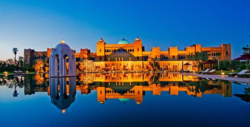 Le Taj Palace 5* vous accueille