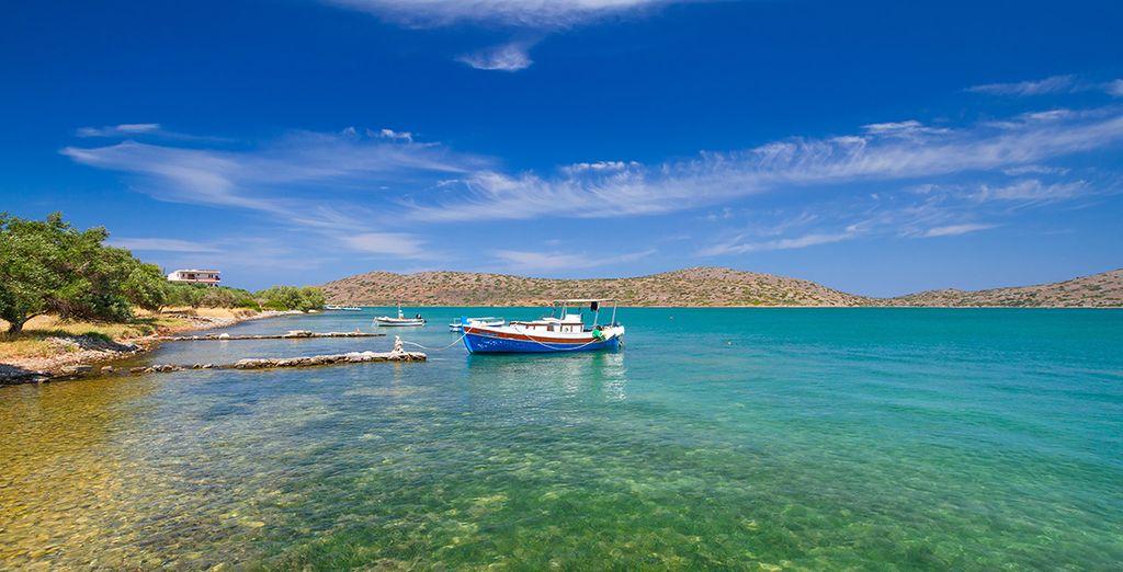 & son littoral superbe... Bon séjour en Crète !