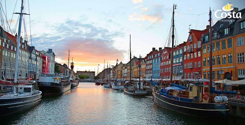 Vous rêvez de découvrir les villes les plus fascinantes d'Europe du Nord?