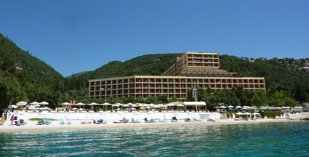 Le cadre idéal de vos futures vacances en famille à Corfou
