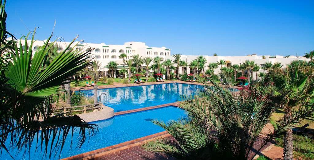 Hôtel Hasdrubal Thalassa & Spa Djerba 5*