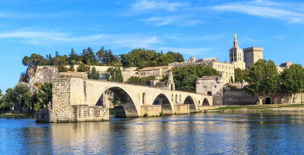 En route pour un séjour dans le Sud de la France !