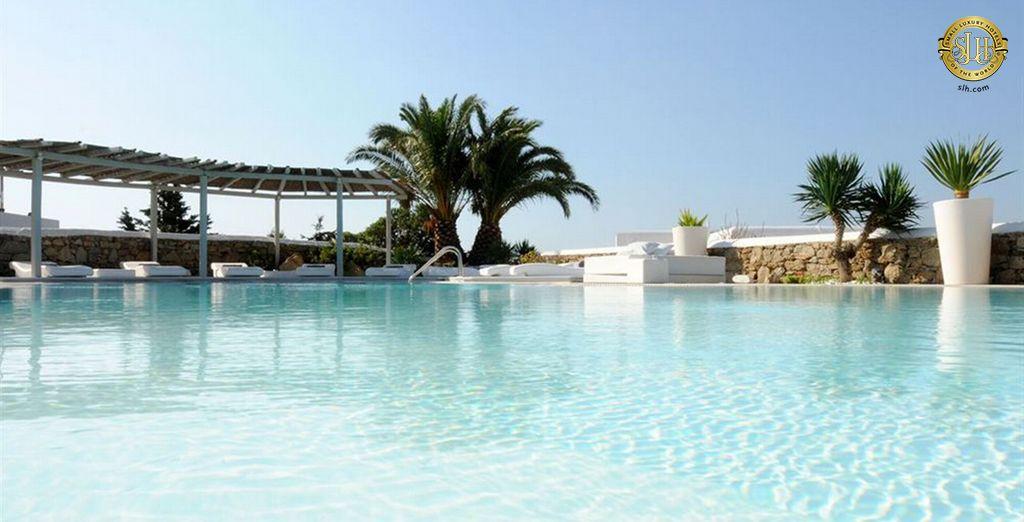 Bienvenue à l'Ostraco Suites - Boutique Hôtel Ostraco Suites 4* Mykonos