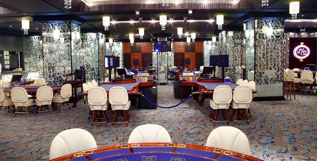 Et peut être assister au tournoi du World Poker Tour du mois de septembre !