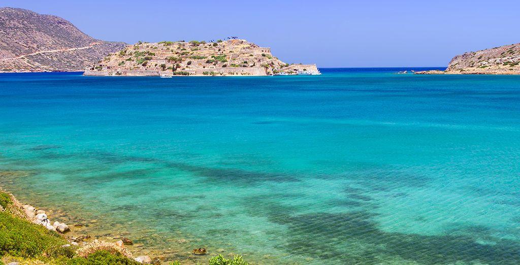 Offrez-vous les beautés de l'île en toute liberté...