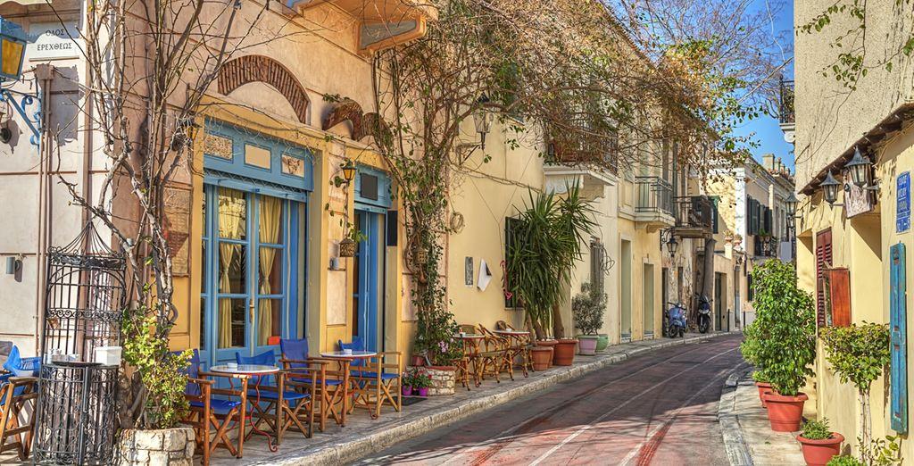 Vous serez émerveillé par la beauté des villages que vous traverserez...