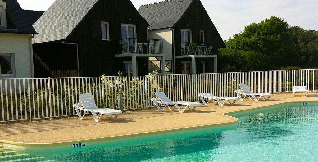 Votre résidence Les Roches vous ouvre ses portes pour quelques jours de pur bonheur...