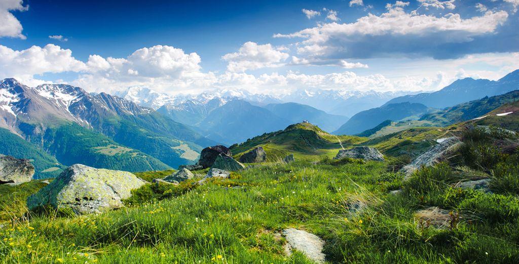 Dépaysement, air pur et panorama incroyable : en route pour Chamonix !