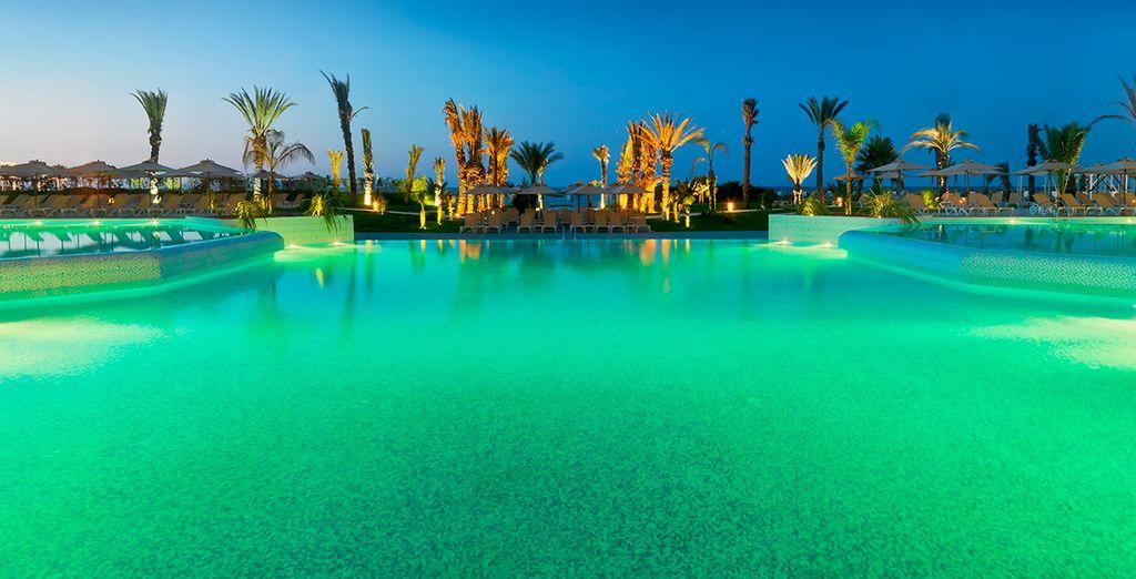 Découvrez l'univers de l'hôtel Iberostar Royal El Mansour - Iberostar Royal El Mansour 5* Mahdia