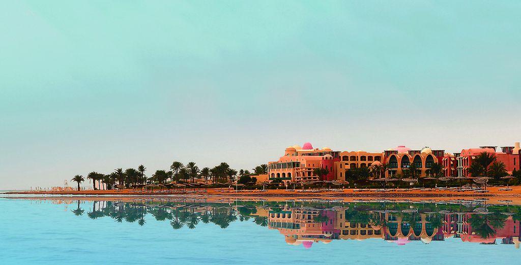 Vous êtes en quête d'un resort 5* bordé par des eaux turquoise ?
