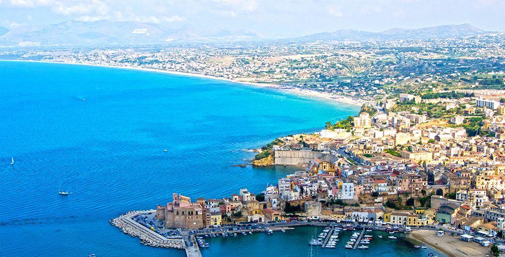 Votre croisière vous ménera jusqu'en Sicille, à Palerme...