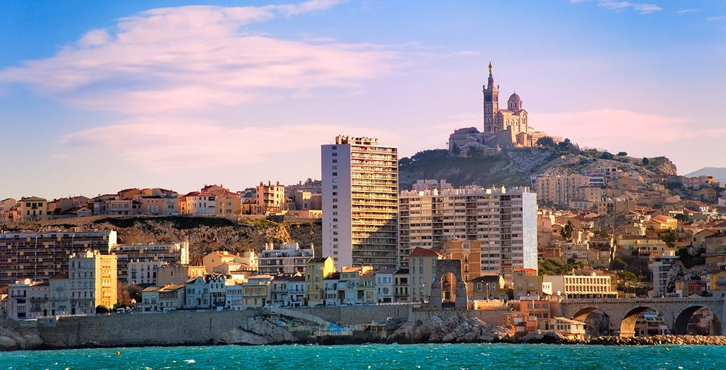 Et terriblement méditerranéenne... Bon voyage !