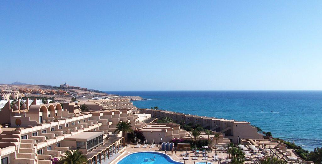 Et partez pour l'hôtel SBH Taro Beach !