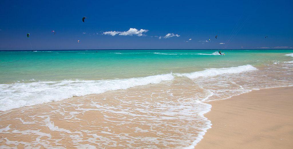 Craquez pour un accès direct à la plage...