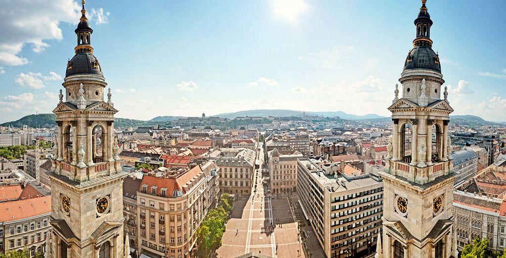 Voyage pas cher à Budapest