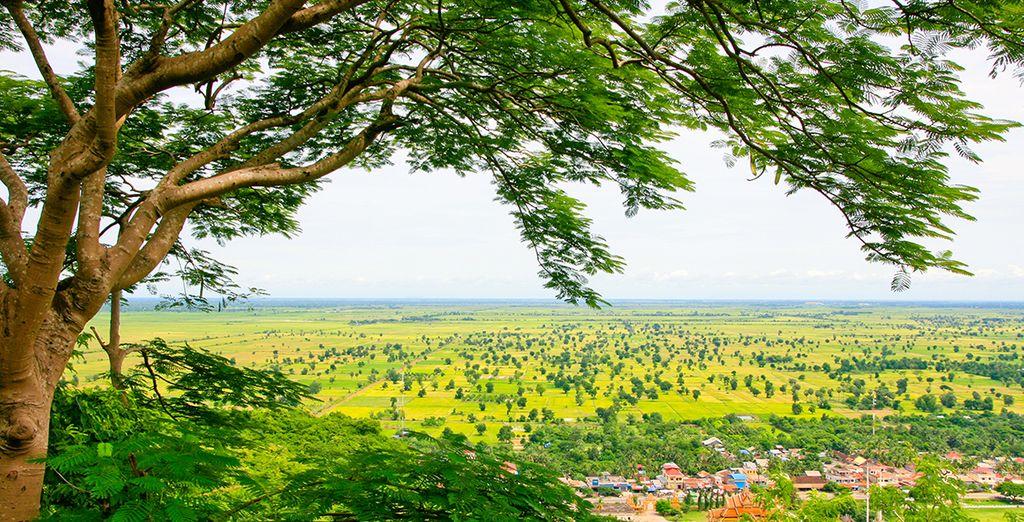 Circuit combiné Vietnam et Cambodge 14 jours/ 13 nuits en classe affaires avec Emirates