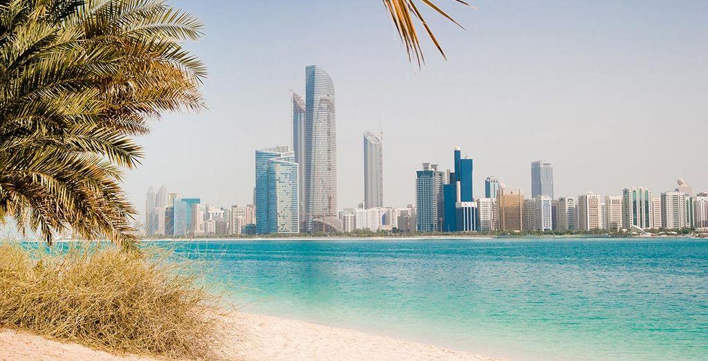 Vous prendrez ensuite la direction des Emirats Arabes Unis, pour une première escale à Dubaï...