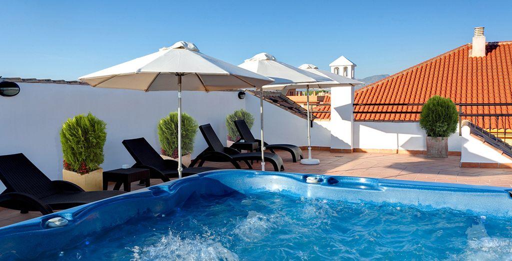Pour une escapade sous le soleil... - Hôtel Casa del Trigo 4* Santa Fe
