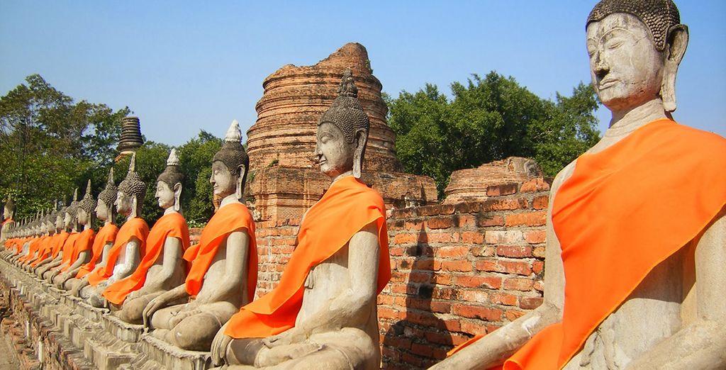D'Ayutthaya et son parc historique