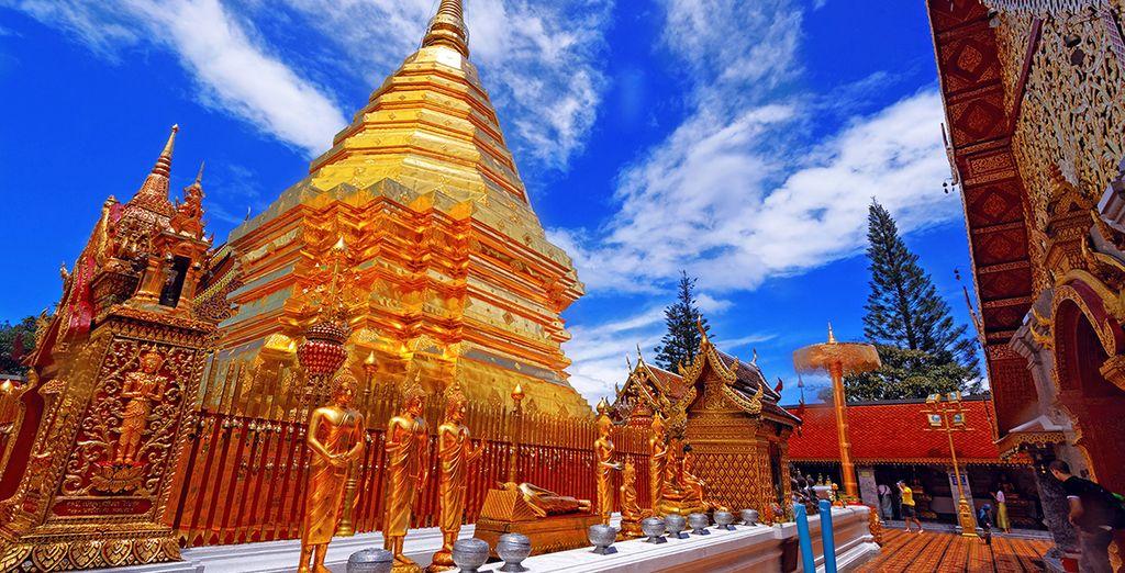 Ou encore Chiang Mai et le Triangle d'Or