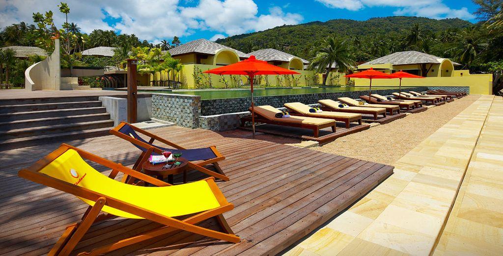 Venez profiter du soleil de la Thaïlande...