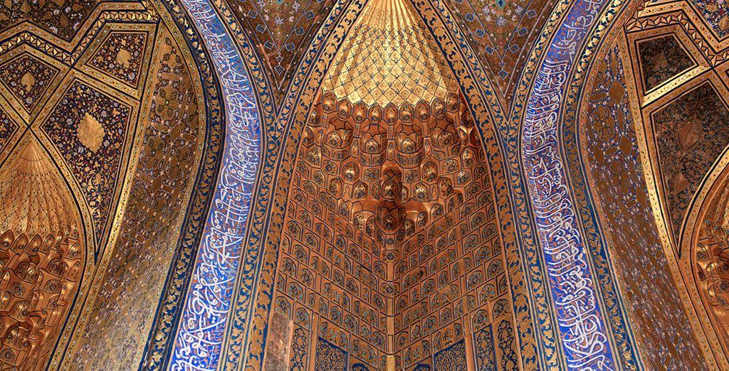 La Perle de l'Asie centrale vous dévoile ses trésors