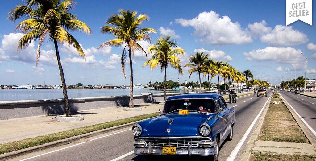 Vous avez toujours rêvé de découvrir Cuba ?