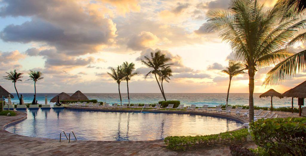 Alors envolez-vous pour la Riviera Maya à Cancun !