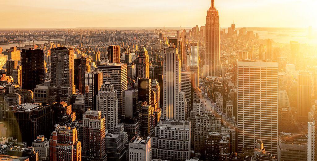 New York ! Pour un final en apothéose et des souvenirs gravés à jamais. Bon séjour !