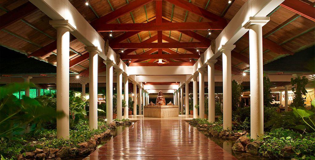 Franchissez les portes du Paradisus Punta Cana...