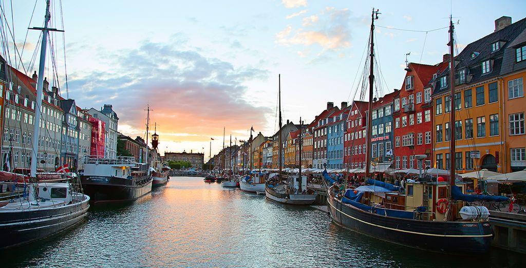 Direction Copenhague... - Croisière Costa Capitales de la Baltique ou Croisière Costa Terre des Vikings 8jours/7nuits - Costa Favolosa Copenhagen