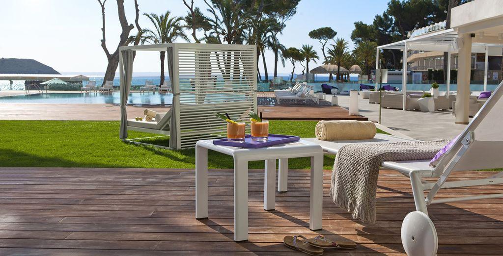 Et offrez-vous un rendez-vous hype au Nikki Beach, club et restaurant de luxe international