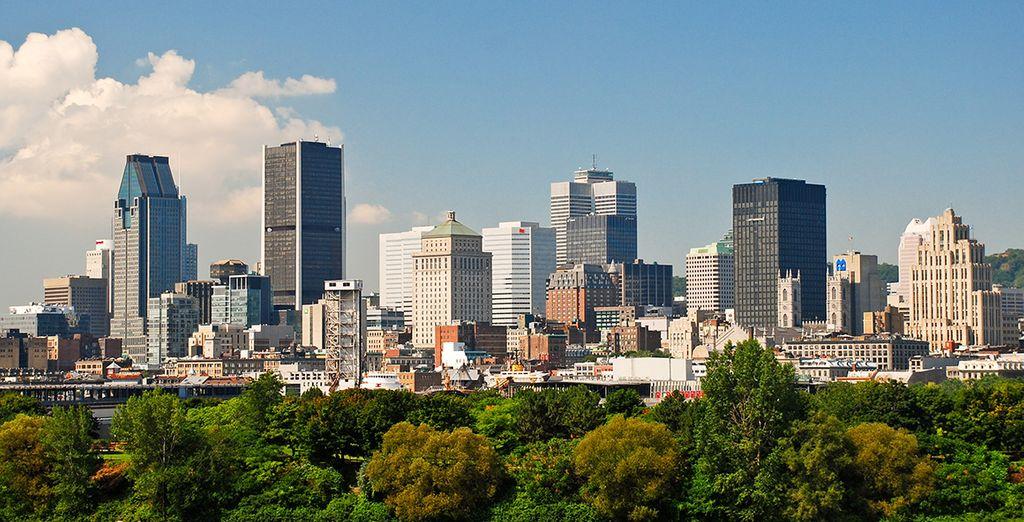 Tout commence ici ! A Montréal pour des journées citadines intenses
