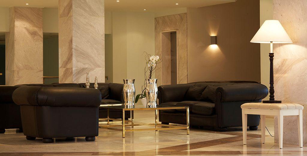 Découvrez votre établissement 5* Mitsis Rodos Maris Resort and Spa