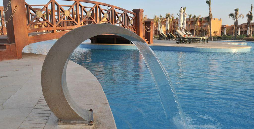 Installez-vous au Resta Grand Resort !