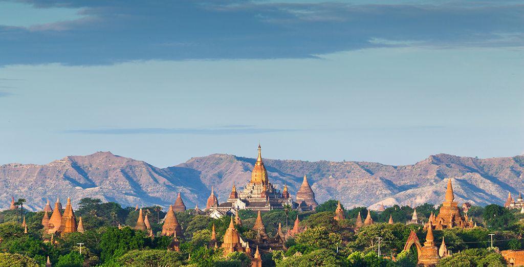 Suivez-nous au coeur de la vie Birmane et de ses trésors d'une immense beauté !