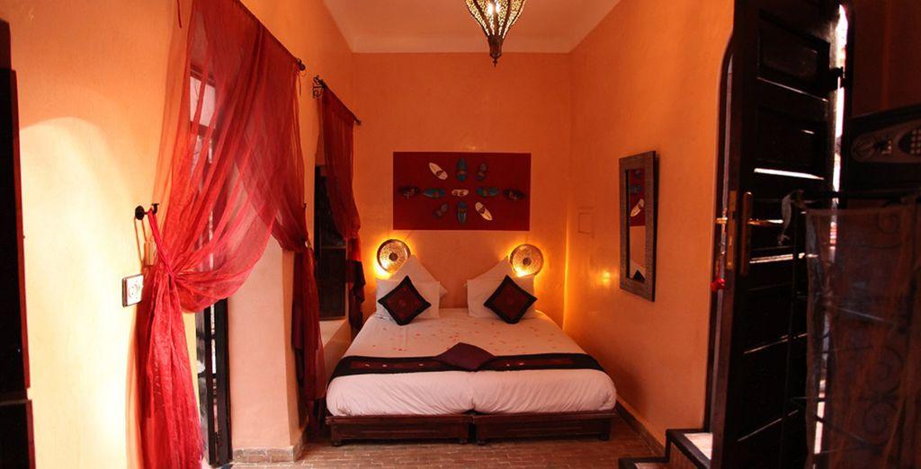Installez-vous au cœur d'un riad de charme - Riad El Grably Marrakech