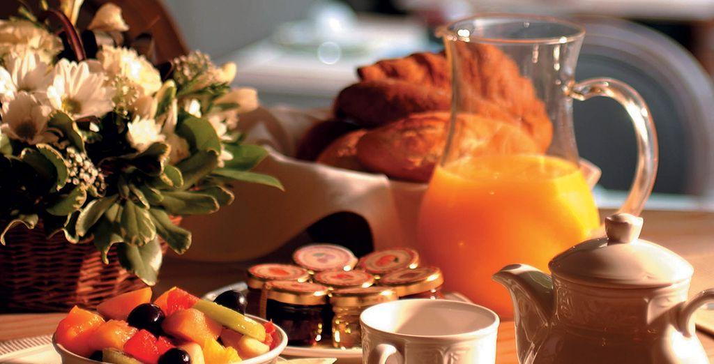 Dégustez un savoureux petit-déjeuner avant de sillonner Bruxelles