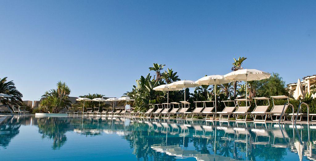 Offrez-vous un séjour ressourçant à l'hôtel Voi Arenella 4*