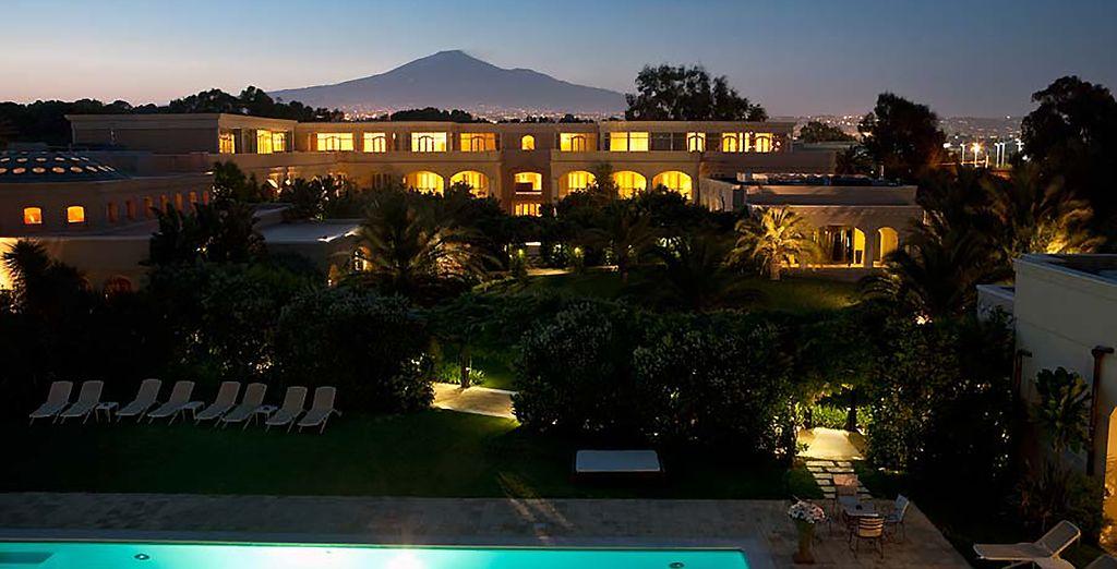 Découvrez un havre de paix somptueux... - Romano Palace Luxury Hotel 5* ou Combiné Romano Palace Luxury Hotel 5* & Croisière Sigismondo  Catane