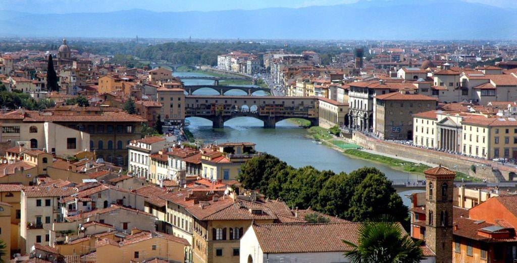 Visitez la créative Florence, si riche en patrimoine