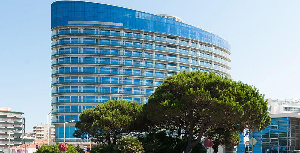 Bienvenue à l'hôtel Eurostars Oasis Plaza 4*