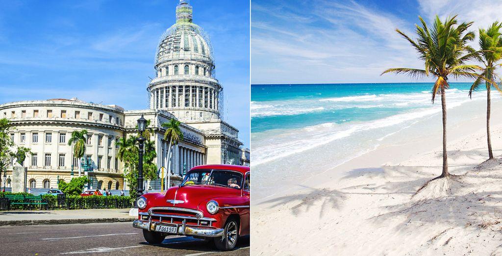 Cap sur Cuba en combiné ou en séjour balnéaire !