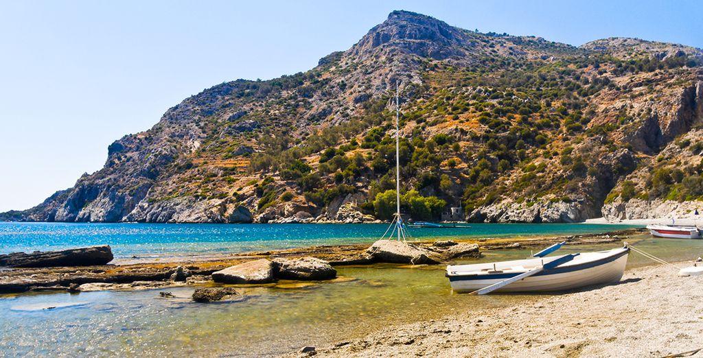 Excellent séjour sur l'île de Samos