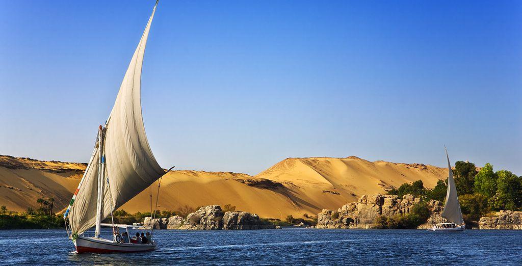 Et craquez pour la croisière Passion du Nil pour un spectacle inoubliable