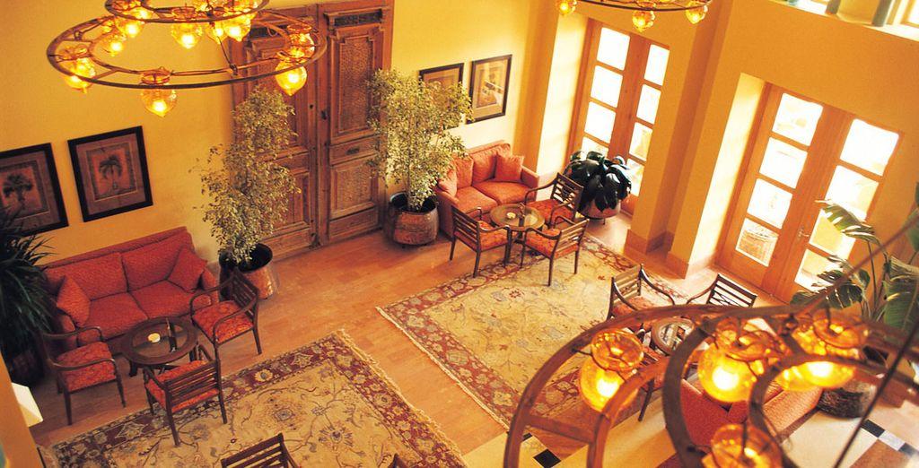 Découvrez un resort au décor raffiné